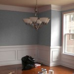 Design Dilemma: Blue Dining Room