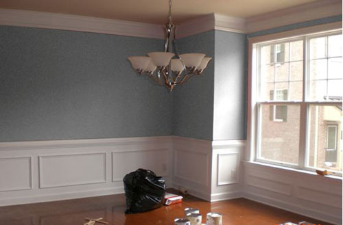 Blue Grey Dining Rooms Design Dilemma Blue Dining Room. Blue Grey Dining  Rooms. Modern