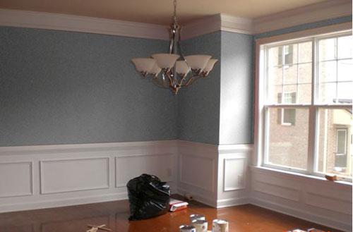 Design Dilemma: Blue Dining Room