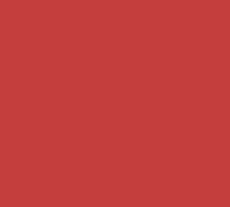 Benjamin Moore's Strawberry red 2003-20 - a bright saturated red