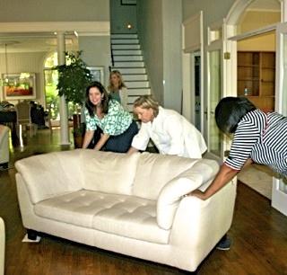 class sofa