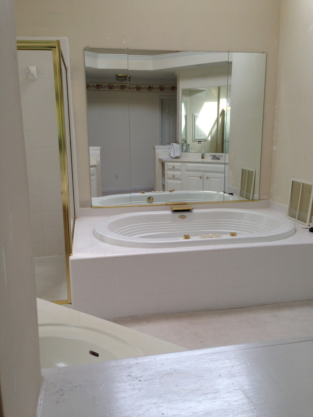Renovating a Bathroom, Part 1