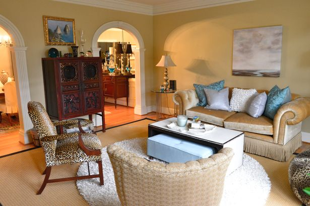 living room and rugs