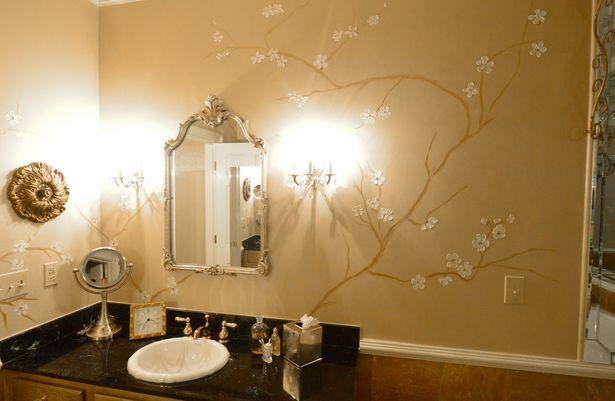 master bath walls
