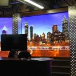 Telemundo TV Studio Design