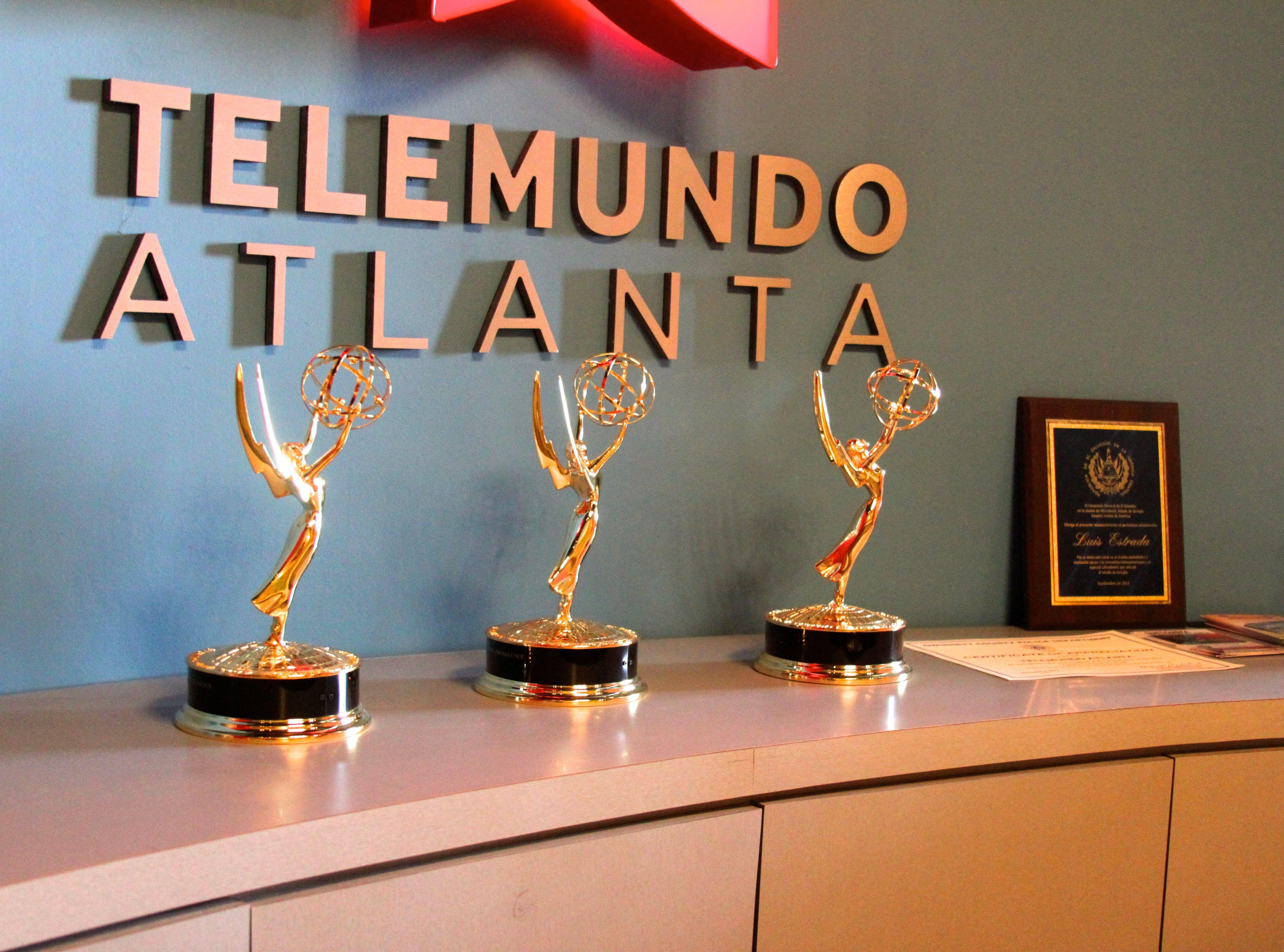Telemundo tv studio design interior revivals interior - Interior design firms atlanta ga ...