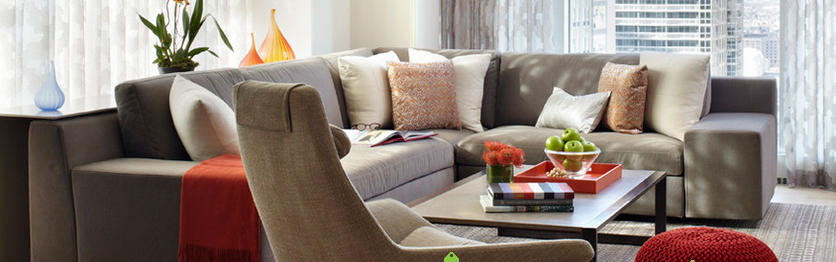 3 Tips For Adding Comfort & Style to Your Living Room