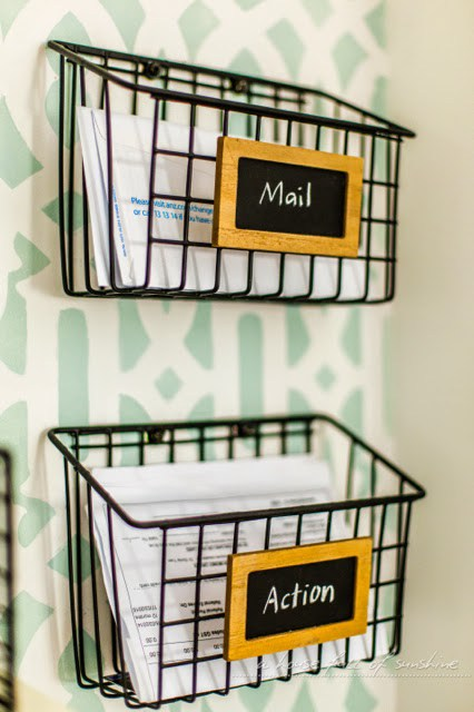Mail Baskets, source
