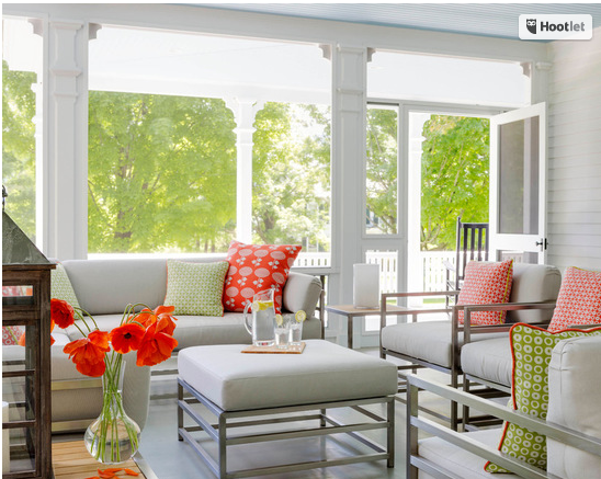 Extend a Warm Welcome on Your Porch