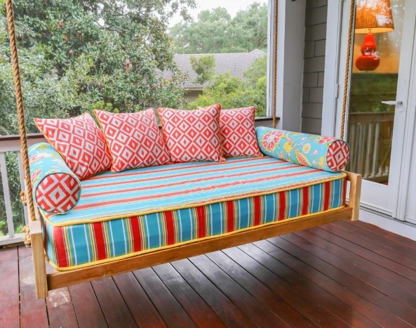 Add Some Pizzazz to Your Porch with Color